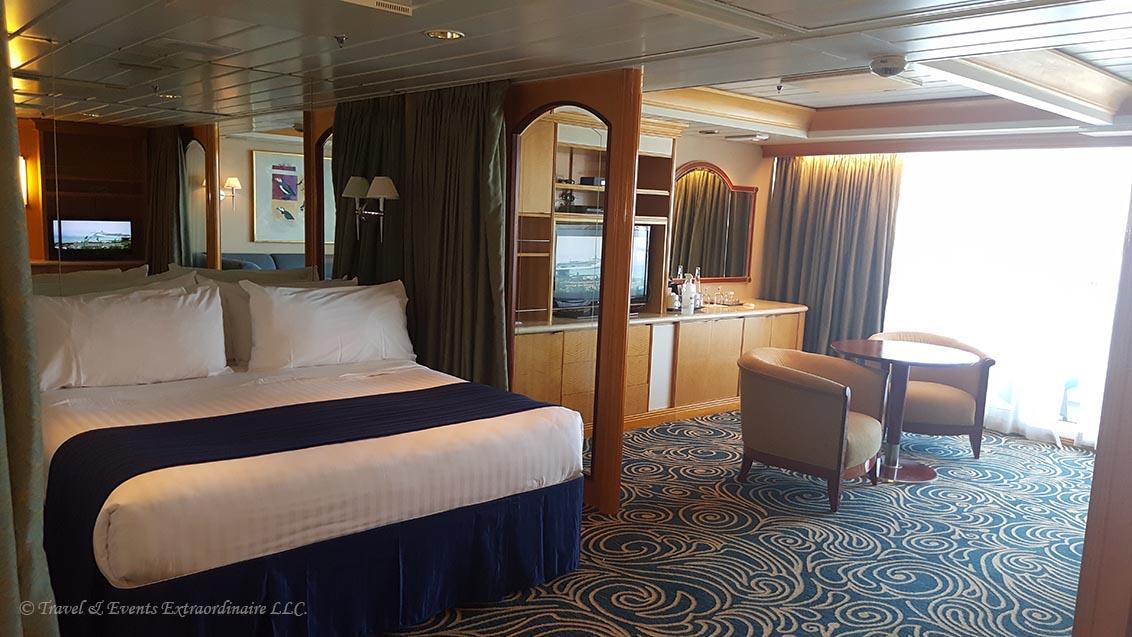 Suite Aboard Grandeur of the Seas, RCI