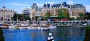 Victoria, British Columbia Canada Cruise Port